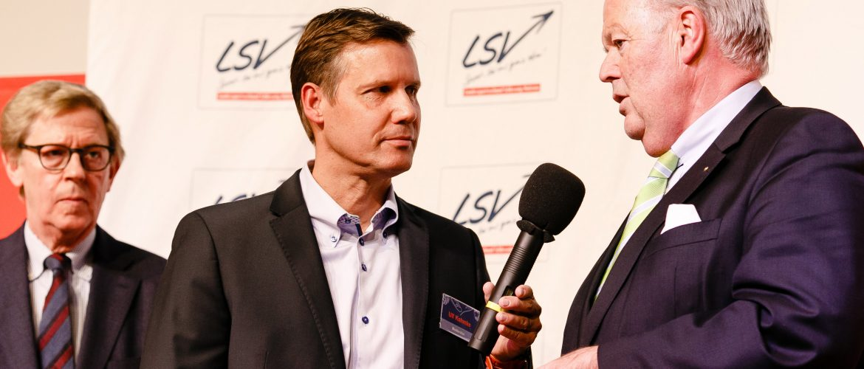 Moderator Ulf Kahmke. Foto: Frank Molter