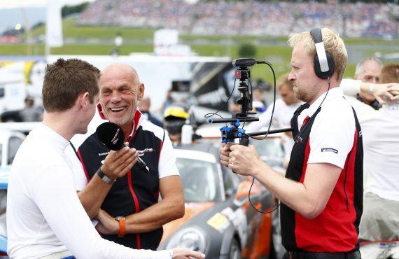 Porsche Mobil 1 Supercup, Spielberg 2018 #4 Josh Webster (GB, Momo Megatron Lechner Racing)